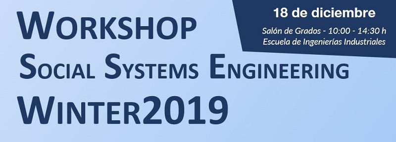 Workshop Social Systems Engineering Winter2019